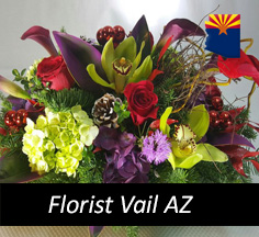 Florist Vail AZ, Flower Shop Vail Arizona